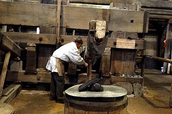 Kupferhammer in der Saigerh�tte